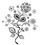Blumensaisonbeschaffenheitshintergrund lizenzfreie abbildung