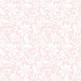 Blumenspitzemuster Stockbild