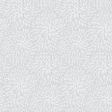 Blumensteigungshintergrund nahtlos stock abbildung