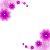 Blumenstimmung Lizenzfreie Stockbilder