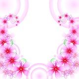 Blumenstimmung Stockbild