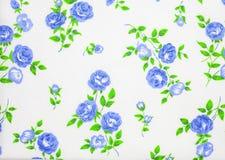 Blumenstoff Lizenzfreie Stockfotos