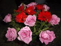 Blumensträuße stockfotografie