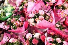 Blumensträuße Stockbilder