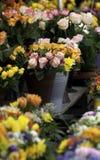 Blumensträuße Stockbild