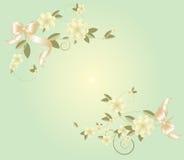 Blumensträuße mit Bögen Stockfotografie
