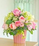 Blumenstrauß. Stockfotografie