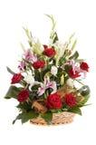 Blumenstrauß der Blume lizenzfreie stockbilder