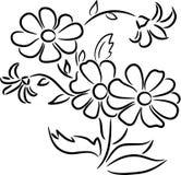 Blumenstrauß der Blumen Stockbild