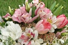 Blumenstrauß der Blumen Lizenzfreie Stockfotografie