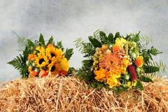 Blumenstrauß der Blumen Stockfotografie
