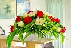 Blumenstrauß der Blumen. Stockbild