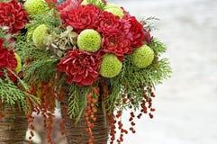 Blumenstrauß der Blumen Stockfotos