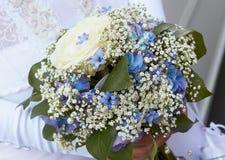 Blumenstrauß der Braut. lizenzfreies stockfoto