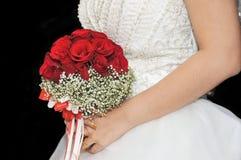 Blumenstrauß der Braut Lizenzfreie Stockbilder