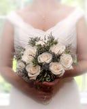 Blumenstrauß der Braut Lizenzfreies Stockbild