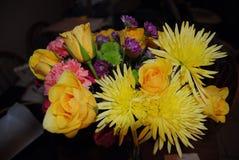 Blumenstrauß der Frühlingsblumen Lizenzfreies Stockbild