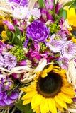 Blumenstrauß der Frühlingsblumen Lizenzfreie Stockfotografie