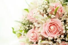 Blumenstrauß der Hochzeit Lizenzfreie Stockfotos