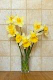 Blumenstrauß der Narzissen Stockbilder