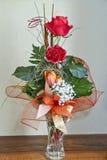 Blumenstrauß der Rosen Stockfotografie
