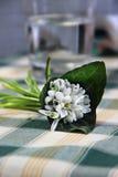 Schöner Blumenstrauß von Snowdrops Stockfotografie