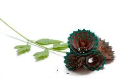 Blumenstrauß der Schnitzel #2 Stockbild
