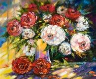 Blumenstrauß der wilden Blumen Lizenzfreie Stockfotos