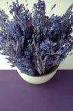 Blumenstrauß des Lavendels Stockfoto