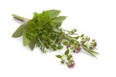 Blumenstrauß garni Stockfoto