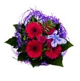 Blumenstrauß, getrennt Lizenzfreies Stockbild