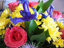 Blumenstrauß von Blumen Lizenzfreie Stockfotografie