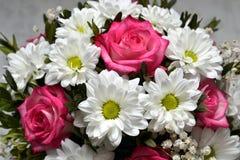 Blumenstrauß von Blumen Lizenzfreie Stockfotos