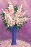 Blumenstrauß von Blumen Stockfotos