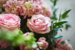 Blumenstrauß von Blumen lizenzfreies stockfoto