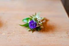 Blumenstrauß von Blumen von der Anemone stieg Ranunculus mattiola Tulpen-Eukalyptus Narzisse für eine Hochzeit oder einen Feierta lizenzfreies stockfoto
