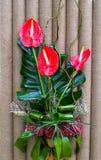 Blumenstrauß von der Lilie Stockfoto