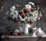 Blumenstrauß von der Vergangenheit Stockfoto