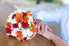 Blumenstrauß von Farben des Sommers lizenzfreies stockbild