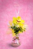 Blumenstrauß von Orchideen Lizenzfreie Stockfotos