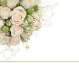 Blumenstrauß von Rosen Vektor Abbildung