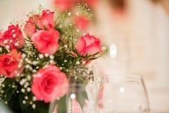 Blumenstrauß von Rosen lizenzfreie stockfotografie