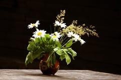 Blumenstrauß von Sommerblumen Stockfoto