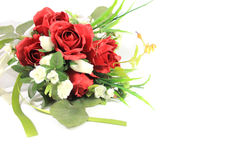Blumenstrauß von stieg Lizenzfreie Stockfotos