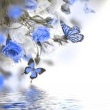 Blumenstrauß von Weiß und von Rosa lizenzfreies stockfoto