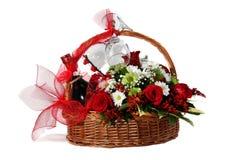 Blumenstraußanordnung Lizenzfreie Stockfotografie