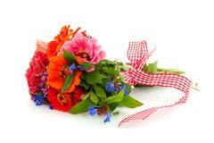 Blumenstraußblumen Lizenzfreie Stockfotografie