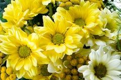 Blumenstraußdetail lizenzfreie stockfotos