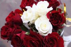 Blumenstraußrosen Lizenzfreies Stockfoto