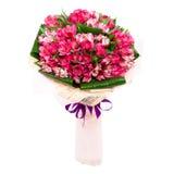 Blumenstraußtulpen der Braut Lizenzfreie Stockbilder